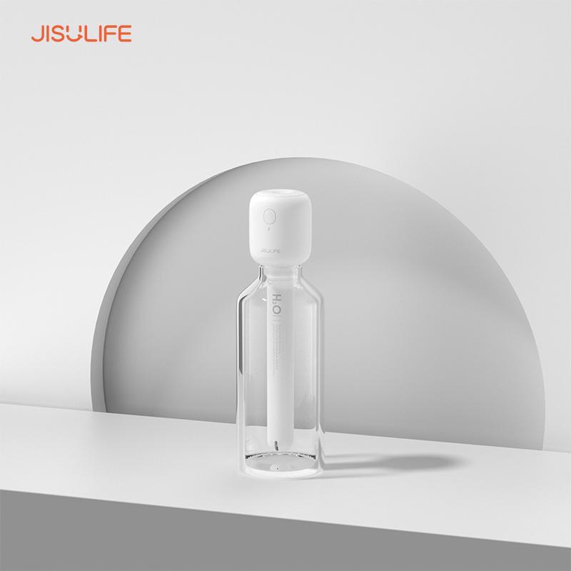 Máy phun sương, tạo ẩm, cấp ẩm không khí và tỏa hương tinh dầu mini Lollipop Jisulife JB07